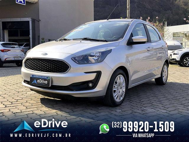 Ford KA 1.0 SESE Plus TiVCT Flex 5p 2018/2019