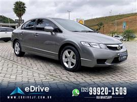 Honda Civic Sedan LXS 1.81.8 Flex 16V Aut. 4p 2009/2009