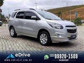 Chevrolet SPIN LTZ 1.8 8V Econo.Flex 5p Mec. 2014/2014