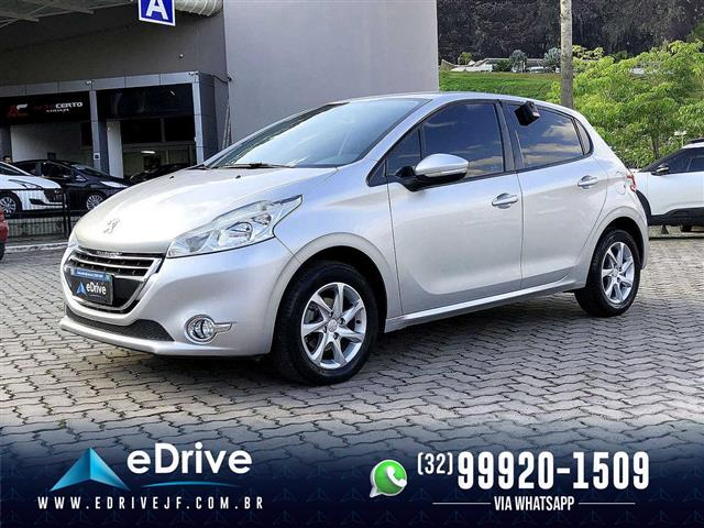 Peugeot 208 Active Pack 1.6 Flex 16V 5p Aut. 2014/2015