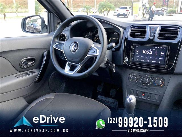 Renault SANDERO Zen Flex 1.6 16V 5p Mec. 2020/2020
