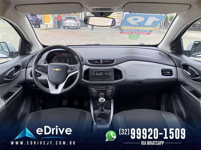 Chevrolet ONIX HATCH LT 1.0 8V FlexPower 5p Mec. 2018/2019