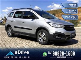 Chevrolet SPIN ACTIV7 1.8 8V Econo.Flex 5p Aut. 2019/2019