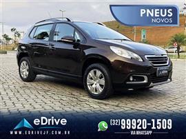 Peugeot 2008 Allure 1.6 Flex 16V 5p Mec. 2015/2016