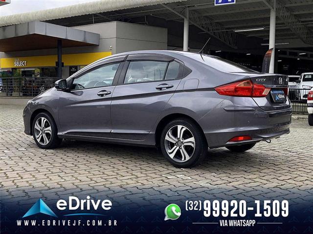 Honda CITY Sedan LX 1.5 Flex 16V 4p Aut. 2014/2015