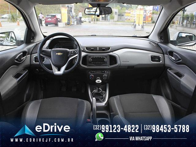Chevrolet ONIX HATCH LT 1.0 8V FlexPower 5p Mec. 2018/2019