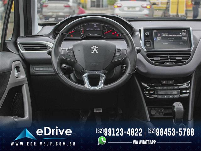 Peugeot 208 Allure 1.2 Flex 12V 5p Mec. 2016/2017