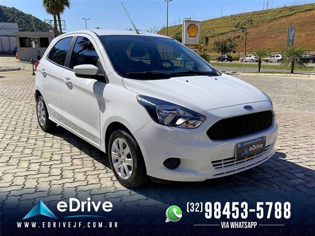 Ford KA 1.5 SESE PLUS 16V Flex 5p 2017/2018