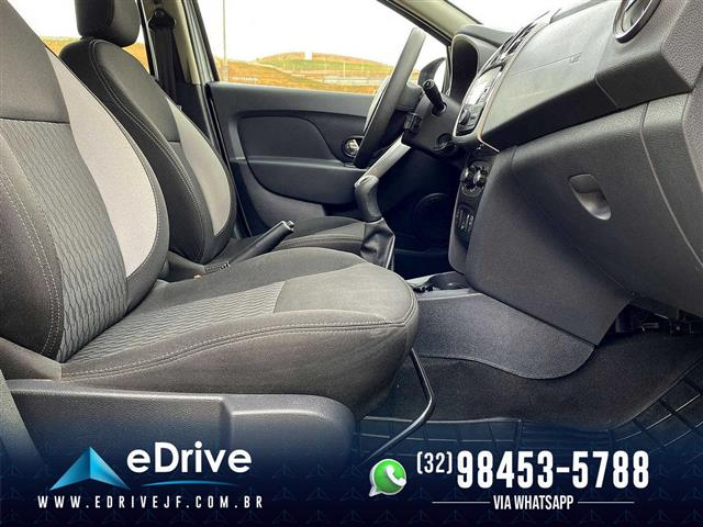 Renault SANDERO STEPWAY EXP. Flex 1.6 16V 5p 2019/2019