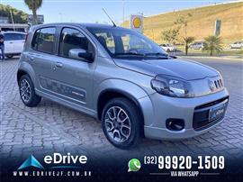 Fiat Uno SPORTING 1.4 EVO Fire Flex 8V 4p 2011/2012
