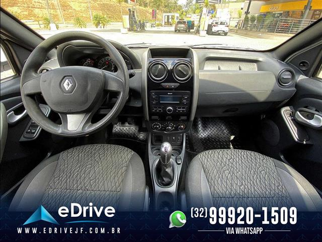 Renault DUSTER Expression 1.6 Hi-Flex 16V Mec. 2018/2019