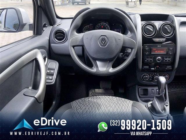 Renault DUSTER Expression 1.6 Flex 16V Aut. 2018/2019
