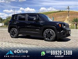 Jeep Renegade Longitude 1.8 4x2 Flex 16V Aut. 2017/2017