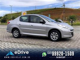 Peugeot 207 Sedan Active 1.4 Flex 8V 4p 2014/2014