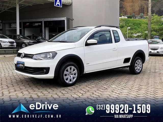VolksWagen Saveiro 1.6 Mi Total Flex 8V CE 2014/2014