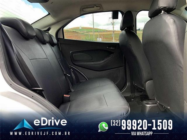 Ford Ka+ Sedan 1.5 SEL 16V Flex 4p 2017/2018