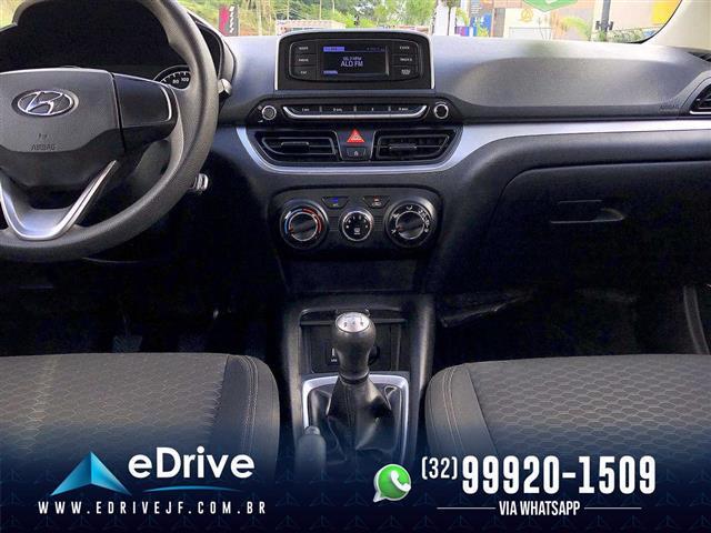 Hyundai HB20 Vision 1.0 Flex 12V Mec. 2019/2020