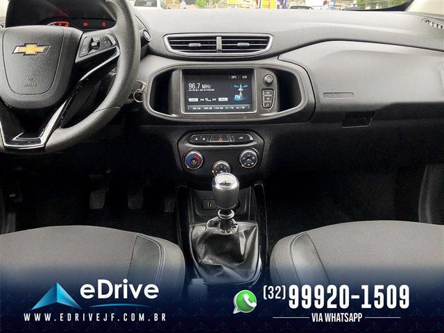 Chevrolet PRISMA Sed. LT 1.4 8V FlexPower 4p 2019/2019