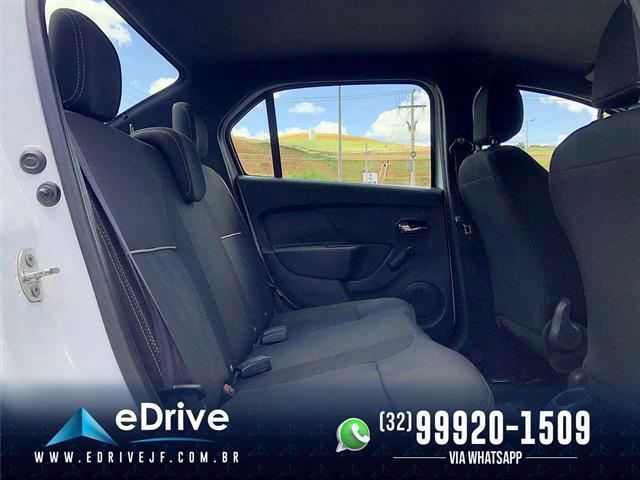 Renault LOGAN Zen Flex 1.0 12V 4p Mec. 2019/2020