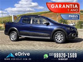 VolksWagen Saveiro CROSS 1.6 T.Flex 16V CD 2014/2015