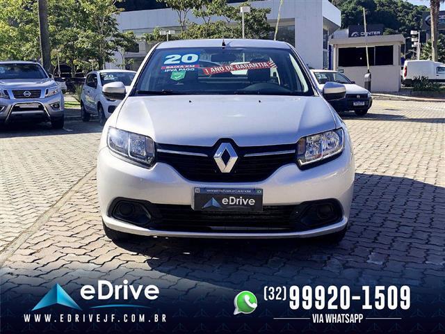 Renault LOGAN Expression Flex 1.6 16V 4p 2019/2020