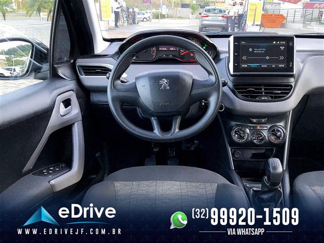 Peugeot 208 Active 1.2 Flex 12V 5p Mec. 2019/2020