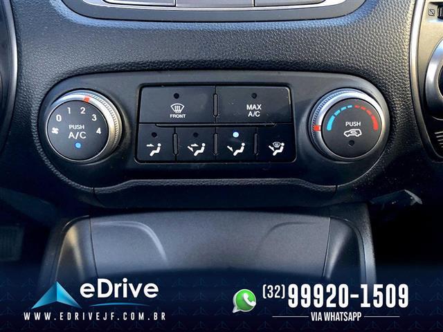 Hyundai ix35 GL 2.0 16V 2WD Flex Aut. 2017/2018