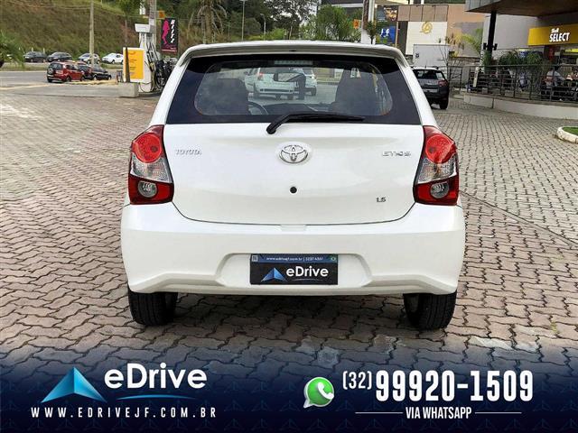 Toyota ETIOS X Plus 1.5 Flex 16V 5p Mec. 2020/2020
