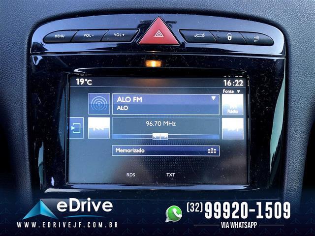 Peugeot 308 Griffe 1.6 Turbo Flex 16V 5p Aut. 2016/2017
