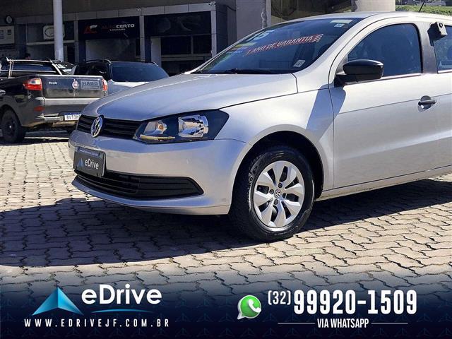 VolksWagen Gol Trendline 1.6 T.Flex 8V 5p 2014/2015