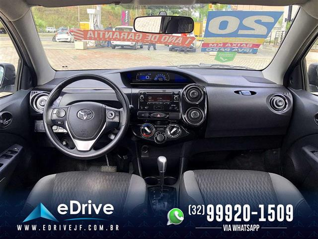 Toyota ETIOS X Plus Sedan 1.5 Flex 16V 4p Aut. 2019/2020
