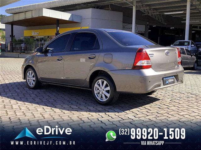 Toyota ETIOS X Plus Sedan 1.5 Flex 16V 4p Aut. 2018/2019