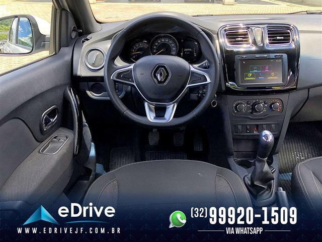 Renault SANDERO Zen Flex 1.0 12V 5p Mec. 2019/2020