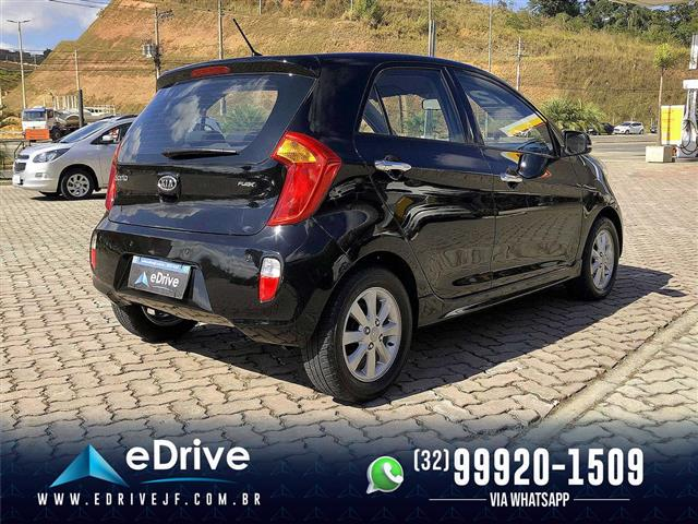 Kia Motors Picanto EX 1.1/1.0/ 1.0 Flex Mec. 2011/2012