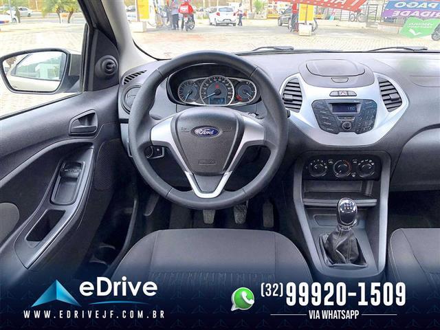 Ford KA 1.0 SE/SE Plus TiVCT Flex 5p 2015/2015