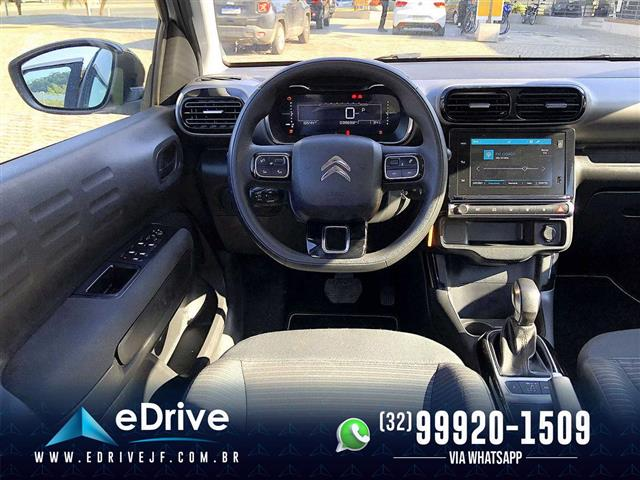 Citroën C4 CACTUS FEEL 1.6 16V Flex Aut. 2019/2019