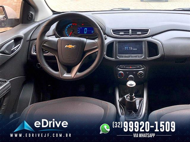 Chevrolet ONIX HATCH LTZ 1.4 8V FlexPower 5p Mec. 2015/2015