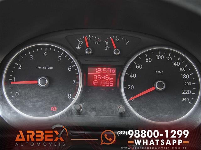 VolksWagen Gol 1.6 Mi Rallye Total Flex 8V 4p 2011/2012