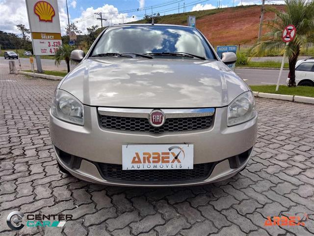 Fiat Siena EL 1.4 mpi Fire Flex 8V 4p 2013/2014