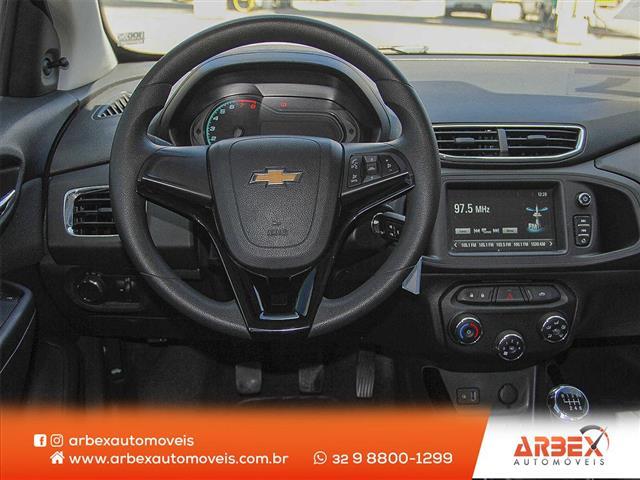 Chevrolet PRISMA Sed. LT 1.4 8V FlexPower 4p 2016/2017