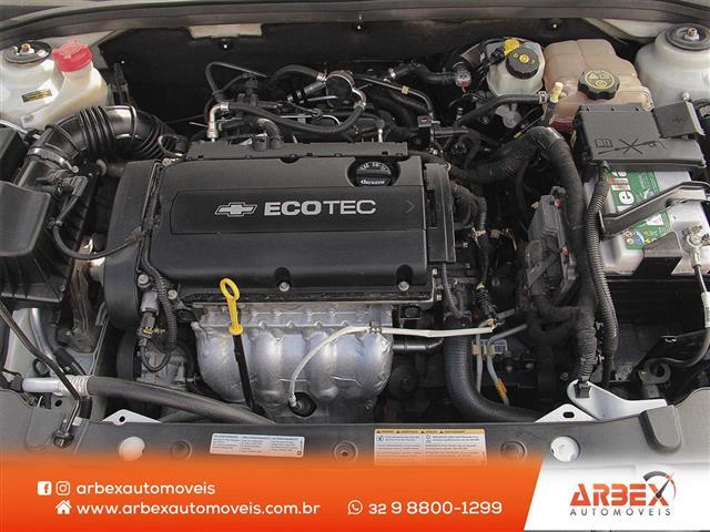 Chevrolet CRUZE LT 1.8 16V FlexPower 4p Aut. 2013/2014