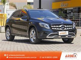 Mercedes-Benz GLA 200 Adv. 1.61.6 TB 16V Flex  Aut. 2017/2018