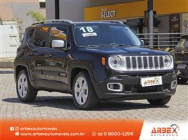 Jeep Renegade Limited 1.8 4X2 Flex 16V Aut. 2018/2018