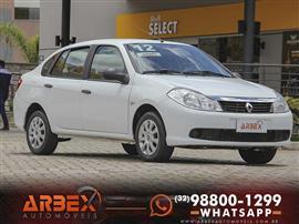 Renault SYMBOL Expression Hi-Flex 1.6 16V 4p 2012/2012