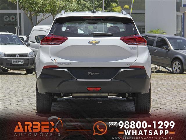 Chevrolet TRACKER LTZ 1.0 Turbo 12v Flex Aut 2020/2021
