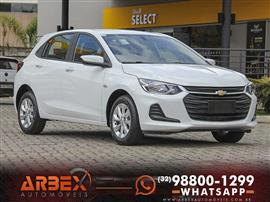 Chevrolet ONIX 1.0 LT TURBO FLEX MANUAL 2020/2021