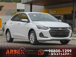 Chevrolet ONIX 1.0 turbo lt plus sedan 2020/2021