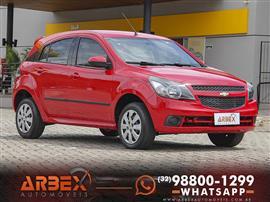 Chevrolet AGILE LT 1.4 MPFI 8V FlexPower 5p 2012/2013