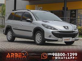 Peugeot 207 SW ESCAPADE 1.6 16V Flex 5p 2009/2009