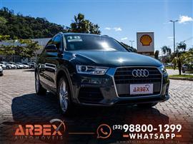Audi Q3 1.4 TFSI/TFSI Flex S-tronic 5p 2018/2018